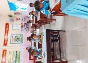 Tổ khối 1 tổ chức thao giảng tiết dạy mẫu